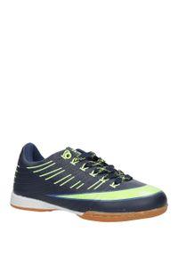 Casu - granatowe buty sportowe casu ld285b-1. Kolor: niebieski