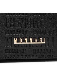 Czarna listonoszka Monnari skórzana