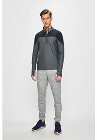 Szare spodnie dresowe Under Armour #4