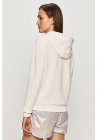 Biała bluza Fila na co dzień, casualowa, z kapturem