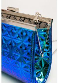 Niebieska kopertówka Nobo
