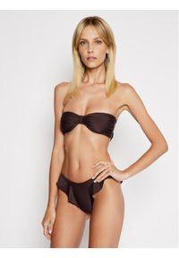 Drivemebikini Bikini Amore 2021-DRV-026a_BR Brązowy. Kolor: brązowy