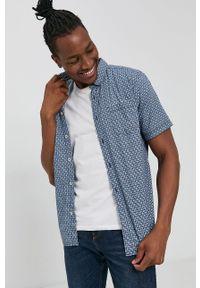 Tom Tailor - T-shirt bawełniany. Okazja: na co dzień. Kolor: fioletowy. Materiał: bawełna. Wzór: nadruk. Styl: casual