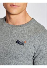 Superdry T-Shirt Ol Vintage Emb M1010206A Szary Regular Fit. Kolor: szary. Styl: vintage
