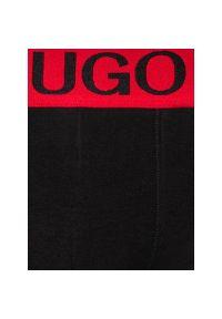 Czarne majtki Hugo