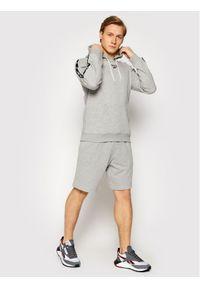 Reebok Bluza Training Essentials GU9959 Szary Regular Fit. Kolor: szary