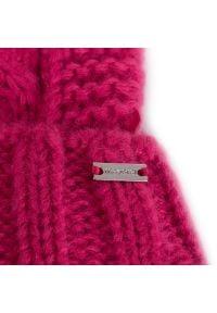 Czapka Mayoral 10706. Kolor: różowy