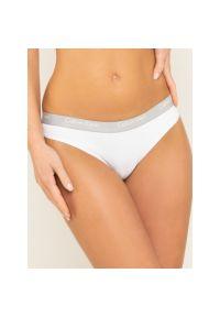 Białe majtki Calvin Klein Underwear