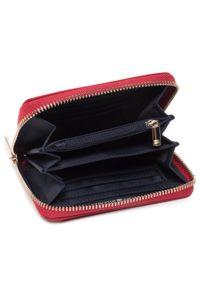 Czerwony portfel TOMMY HILFIGER #3