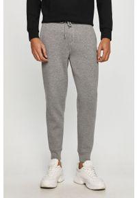 Szare spodnie dresowe Calvin Klein Jeans