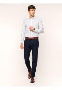 Biała koszula biznesowa Marc O'Polo polo
