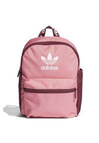 Adidas - adidas Originals Adicolor Classic Backpack Small > H37066. Materiał: poliester. Wzór: aplikacja. Styl: klasyczny