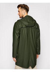 Rains Kurtka przeciwdeszczowa Unisex 1202 Zielony Regular Fit. Kolor: zielony #3