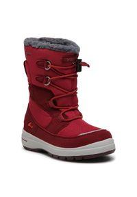 Viking Śniegowce Totak Gtx GORE-TEX 3-86030-5210 Czerwony. Kolor: czerwony