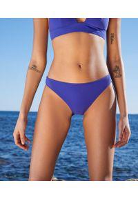 Essentielle Majtki Bikini Od Kostiumu Kąpielowego - 42 - Niebieski - Etam. Kolor: niebieski. Materiał: tkanina, poliamid, materiał