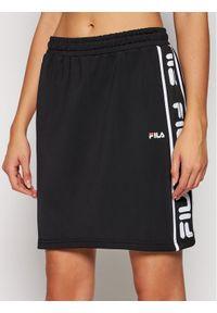 Czarna spódnica mini Fila