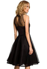 Sukienka wieczorowa MOE rozkloszowana