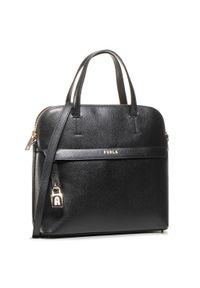 Czarna torebka klasyczna Furla