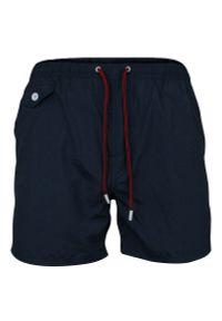 Niebieskie spodnie Brave Soul sportowe, na plażę