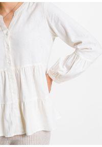 Biała bluzka bonprix