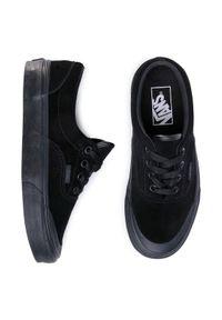 Czarne buty sportowe Vans Vans Era