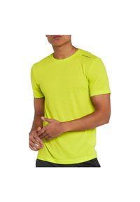 Koszulka treningowa meska Energetics Milon 294919. Materiał: materiał, poliester. Długość rękawa: krótki rękaw. Długość: krótkie. Sport: fitness