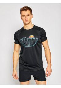 Czarna koszulka sportowa Ellesse