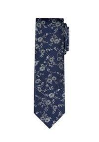 Vistula Krawat Jenkins XY1014 Granatowy. Kolor: niebieski