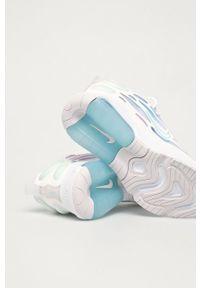 Białe buty sportowe Nike Sportswear Nike Air Max, na średnim obcasie