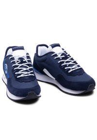 North Sails - Sneakersy NORTH SAILS - RH/01 Recy -054 Navy. Kolor: niebieski. Materiał: materiał, zamsz, skóra. Szerokość cholewki: normalna #3