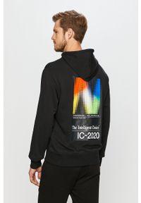 New Balance - Bluza. Kolor: czarny