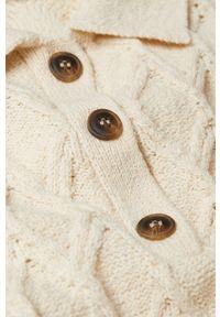 Sweter mango casualowy, krótki, z długim rękawem, na co dzień