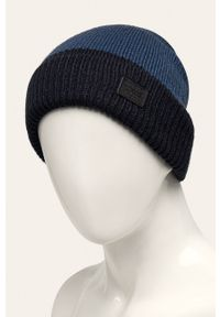 Niebieska czapka Blend #3