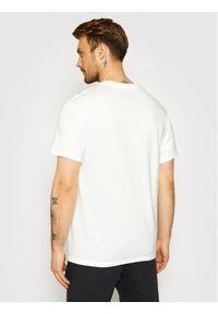 Fox Racing T-Shirt Legacy Moth 24578 Biały Regular Fit. Kolor: biały