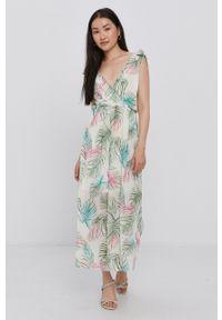 Haily's - Sukienka. Materiał: tkanina. Typ sukienki: rozkloszowane