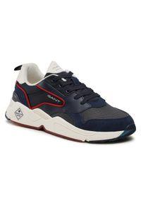 GANT - Gant Sneakersy Nicewill 22633659 Granatowy. Kolor: niebieski