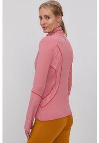 Guess - Bluza. Kolor: różowy