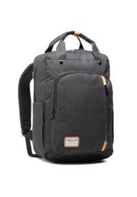 Semi Line - Plecak SEMI LINE - L2005-8 Czarny. Kolor: czarny. Materiał: materiał