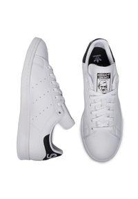 Białe sneakersy Adidas z cholewką, Adidas Stan Smith