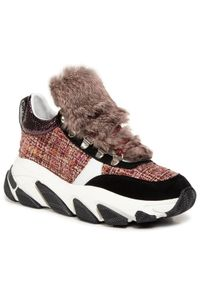 Buty sportowe Pollini w kolorowe wzory