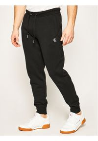 Czarne spodnie dresowe Calvin Klein Jeans