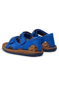 Niebieskie sandały Camper