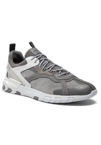 Geox Sneakersy U Grecale A U028ZA 01422 C1006 Szary. Kolor: szary
