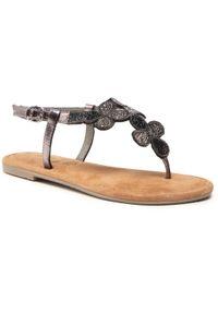 Srebrne sandały s.Oliver