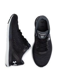 Czarne buty do biegania Under Armour