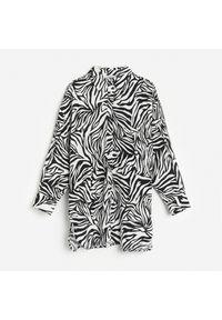 Koszula Reserved z motywem zwierzęcym