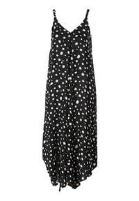 Cellbes Sukienka plażowa w kropki female ze wzorem 38/40. Materiał: tkanina. Wzór: kropki