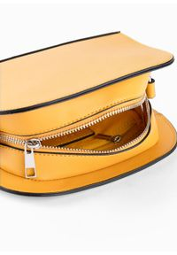 Żółta torebka bonprix na ramię