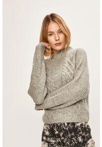 Szary sweter TALLY WEIJL na co dzień, casualowy