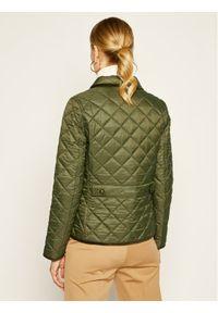 Zielona kurtka puchowa Polo Ralph Lauren polo